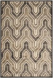 Safavieh Paradise Par352 Soft Anthracite - Cream Area Rug