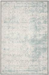Safavieh Passion Pas401b Turquoise - Ivory Area Rug