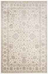 Safavieh Persian Garden Peg610q Silver - Cream Area Rug