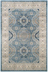 Safavieh Perisan Garden Vintage Pgv611f Light Blue - Ivory Area Rug