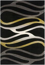 Safavieh Porcello Prl3726a Black Area Rug