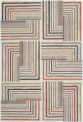 Safavieh Porcello Prl3740c Ivory / Grey Area Rug