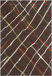 Safavieh Porcello Prl4816b Brown / Multi Area Rug