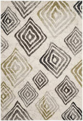 Safavieh Porcello Prl4820f Ivory / Brown Area Rug