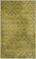 Safavieh Porcello Prl7734 Light Grey - Green Area Rug