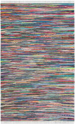 Safavieh Rag Rug Rar121m Grey - Multi Area Rug