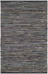 Safavieh Rag Rug Rar130q Black - Multi Area Rug