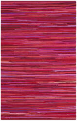 Safavieh Rag Rug Rar130r Red - Multi Area Rug