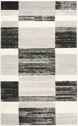 Safavieh Retro Ret2692 Black / Light Grey Area Rug