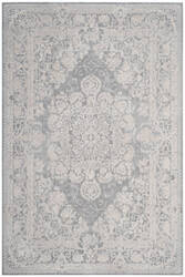 Safavieh Reflection Rft664c Light Grey - Cream Area Rug
