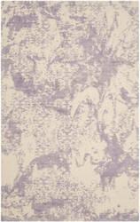 Safavieh Restoration Vintage Rvt245a Lavender - Ivory Area Rug