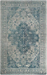 Safavieh Restoration Vintage Rvt421b Blue - Grey Area Rug