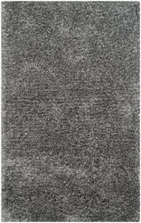 Safavieh South Beach Shag Sbs562h Steel Grey Area Rug