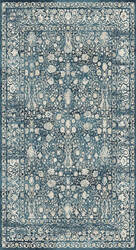 Safavieh Serenity Ser213g Blue - Ivory Area Rug