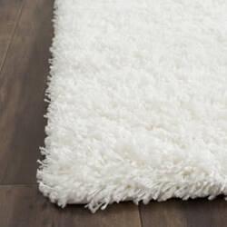 Safavieh Shag SG151-1010 White Area Rug