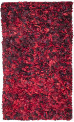 Safavieh Shag Sg951e Red - Multi Area Rug
