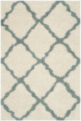 Safavieh Dallas Shag Sgd257j Ivory - Light Blue Area Rug