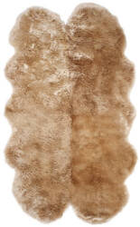 Safavieh Sheepskin Shag Shs121m Natural Beige Area Rug
