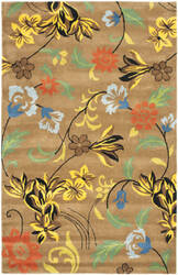 Safavieh Soho Soh736a Brown / Multi Area Rug