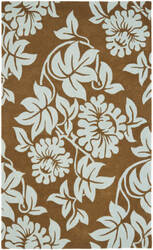 Safavieh Soho Soh770b Light Brown / Blue Area Rug