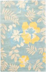 Rugstudio Sample Sale 47295R Blue / Multi Area Rug