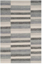 Safavieh Striped Kilim Stk411c Grey Area Rug