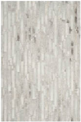 Safavieh Studio Leather Stl222a Ivory - Grey Area Rug