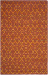 Safavieh Straw Patch Stp211a Rust - Gold Area Rug