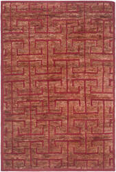 Safavieh Tangier Tgr417c Red / Rust Area Rug