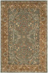 Safavieh Total Performance Tlp722a Sage - Copper Area Rug