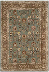 Safavieh Total Performance Tlp723a Blue - Taupe Area Rug