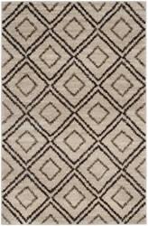 Safavieh Tunisia Tun293d Creme - Brown Area Rug