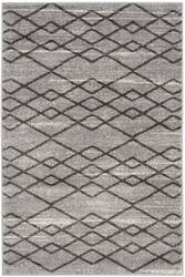 Safavieh Tunisia Tun297k Grey - Black Area Rug