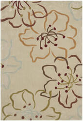 Safavieh Modern Art Mda634a Light Grey / Multi Area Rug