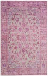 Safavieh Valencia Val103h Pink - Multi Area Rug