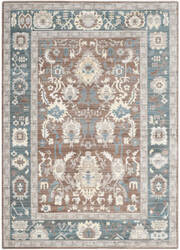 Safavieh Valencia Val122b Chocolate - Alpine Area Rug