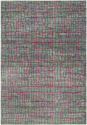 Safavieh Valencia Val202b Green - Red Area Rug