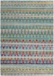 Safavieh Valencia Val220l Light Blue - Multi Area Rug