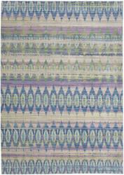 Safavieh Valencia Val220m Purple - Multi Area Rug