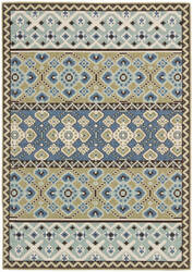 Safavieh Veranda Ver093-642 Green / Blue Area Rug