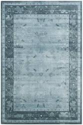 Safavieh Vintage Vtg245b Blue Area Rug