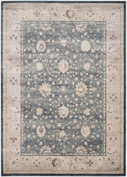 Safavieh Vintage Vtg440g Dark Blue - Cream Area Rug