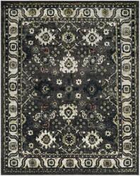 Safavieh Vintage Hamadan Vth214m Dark Grey - Ivory Area Rug