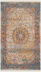Safavieh Vintage Persian Vtp435b Blue - Multi Area Rug