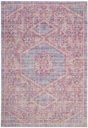 Safavieh Windsor Wds311f Lavender - Fuchsia Area Rug