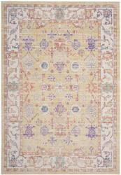 Safavieh Windsor Wds313l Gold - Lavender Area Rug