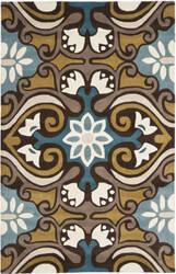 Safavieh Wyndham Wyd327a Blue / Multi Area Rug