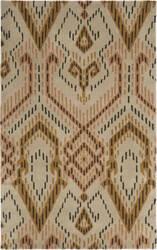 Safavieh Wyndham Wyd373a Brown / Ivory Area Rug
