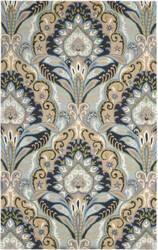 Safavieh Wyndham Wyd374a Blue / Multi Area Rug