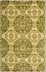 Safavieh Wyndham Wyd376l Honey / Green Area Rug